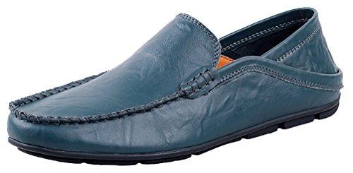 CFP le frange Blue uomo Stivali con rq7ECrxw