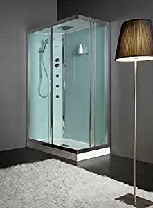 grandform Essential Idro 100 x 80 C/plato ducha H 10 cm Cabina ...
