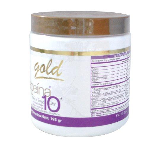Amazon.com: Colageina Gold Original Tratamiento para 3 Meses: Health & Personal Care