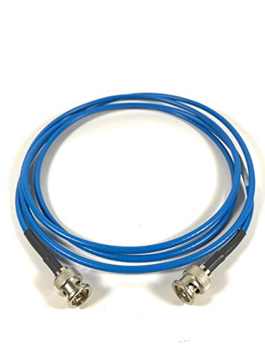 150ft AV-Cables 3G/6G HD SDI Mini RG59 BNC Belden 1855a Cable - Blue