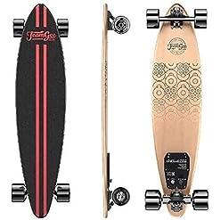 JIAJIAFUDR Electric Skateboard