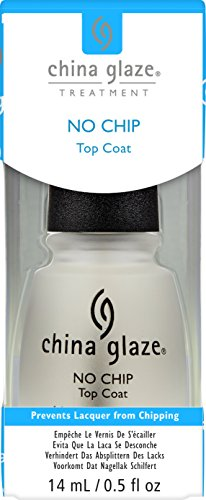 China Glaze Nail Polish, No Chip Topcoat, 0.5 Ounce