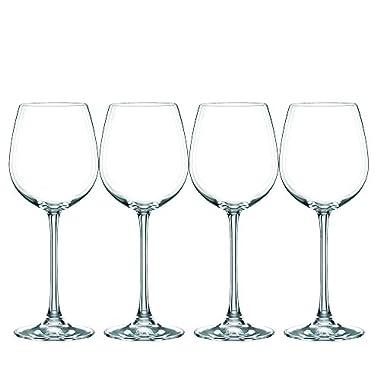 Nachtmann Vivendi Set of 4 White Wine Glasses, 16-Oz.