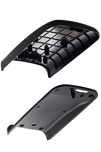 Center Console Lid Kit for Select GM Vehicles - Replaces 25998847, 25998844, 25998838 - Shell Only