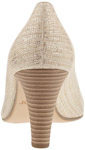 Gabor Damen Fashion Pumps Beige (seta / Mutaro / Beige 62)