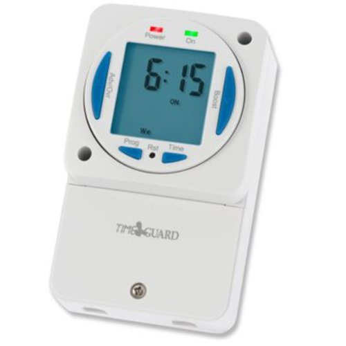 Timeguard NTT06 24-Hour Slimline Electronic General Purpose Timeswitch