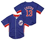 Chicago Cubs MLB Little Boys Starlin Castro # 13 Player Jersey - Blue