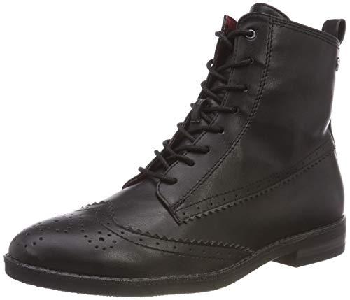Matt Boots Tamaris black Black Women's 25119 20 21 Combat xpZ06