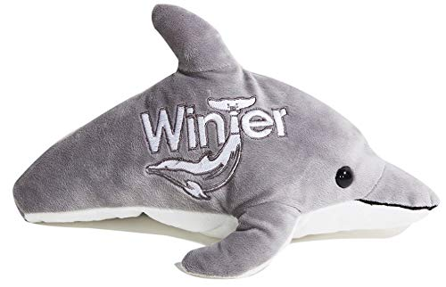 Winter No-tail Plush Grey ()