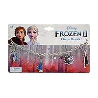 "H.E.R Accessories Frozen 2 - 7"" Bracelet with Metal Charms"