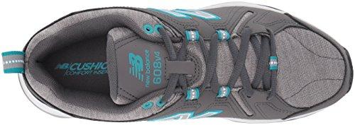 New Balance Women's WX608v4 Training Shoe Grey clearance official 607xJ