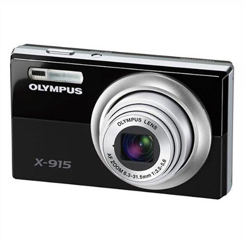 Olympus x-915 12。MP 5 xズームスリムデジタルカメラ   B00481BZEW