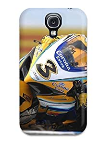 High-quality Durability Case For Galaxy S4(rider In The Race)
