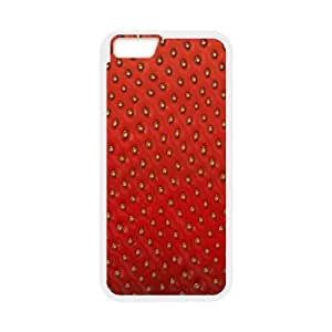 strawberry 3 iPhone 6 Case, Elegant Design Case Case For Iphone 6 4.7 Sexyass {White}
