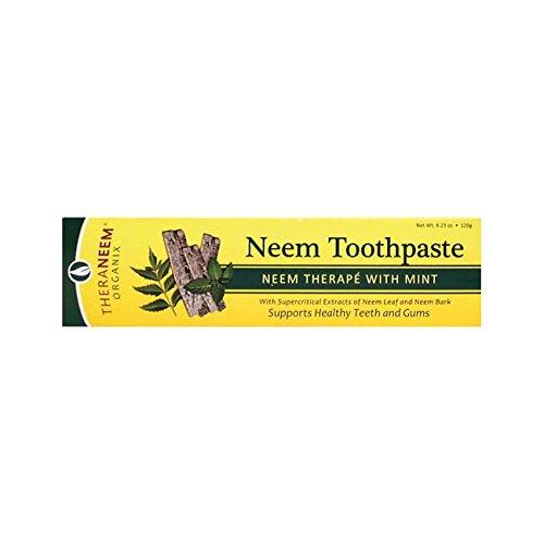 Body Care Toothpaste (TheraNeem Mint Toothpaste - 4.23 oz - Paste)