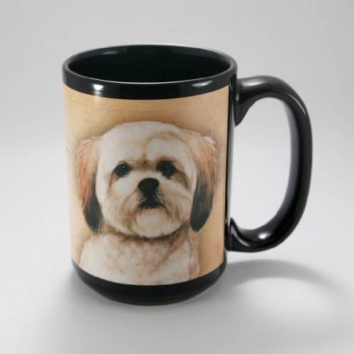 LHASA APSO Faithful Friend Coffee Cup