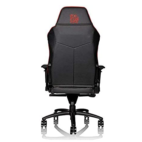 Amazon.com: Thermaltake GC-GTC-BRLFDL-01 Tt Esports Gaming Chair Red: Home & Kitchen