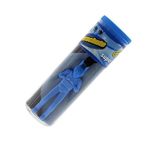 Tangle Free Toy Hand Throwing Parachute Kite Toy Blue (Tangle Free Toy Parachute)