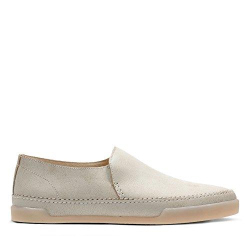 Zapatos De Mujer Cordones Clarks Hope Blanco Hidi Piel Para qwH4Epa