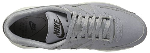 Nike Air Max Command Prm - Zapatillas de casa Mujer Gris (Wolf Grey/wolf Grey/sail/midnight Navy)