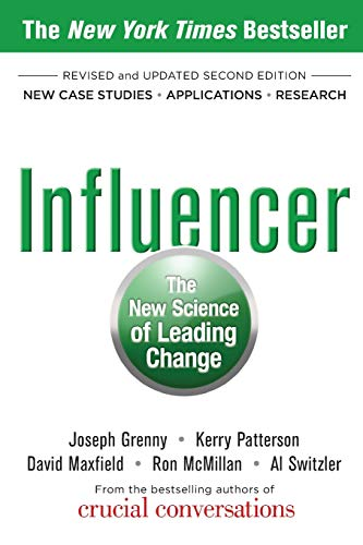 Pdf Business Influencer: The New Science of Leading Change, Second Edition