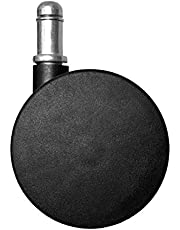 Herman Miller 2.5-Inch Aeron Office Chair Replacement Caster Set for Standard Carpet (Set of 5)