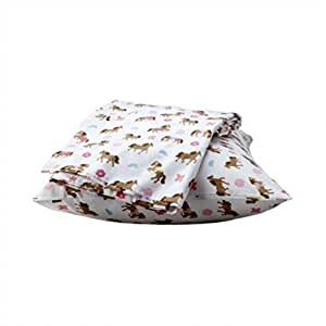 Circo Pretty Horses Collection Sheet Set (Twin)
