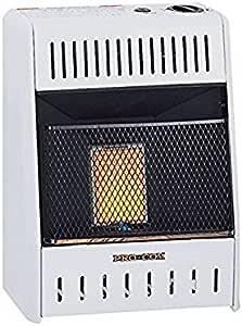 ProCom Natural Gas Ventless Plaque Heater 6,000 BTU Model# MN060HPA