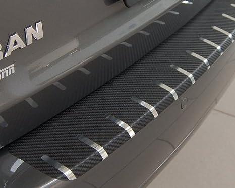 Ladekantenschutz C-Klasse W203 Carbonfolie 160/µm stark