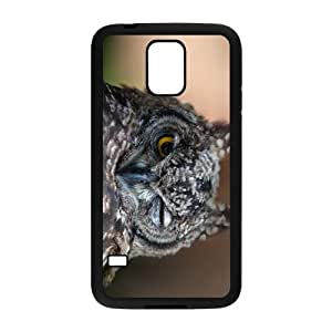 Night Owl Hight Quality Plastic Case for Samsung Galaxy S5