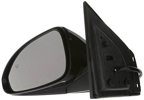 OE Replacement Buick Enclave Driver Side Mirror Outside Rear View (Partslink Number - Enclave Buick Mirror Drivers Side