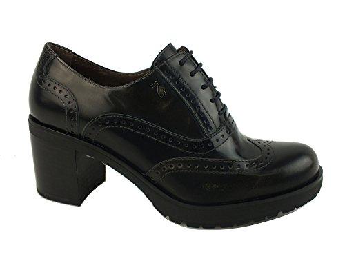 Zapatos para de mujer corte Giardini Nero rfrq70w