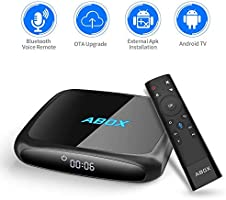 Save 30% on GooBang Doo A4 Andriod 7.1 Voice TV Box