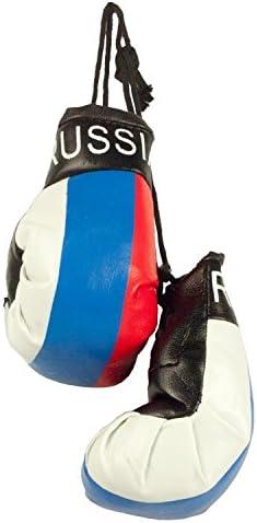 2/Guantes de boxeo Russia coche Rusia Colgante