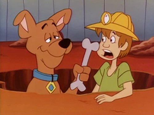 Catcher On The Sly/The Ghost Of Mrs. Shusman/The Wrath Of Waitro (Scooby Doo)