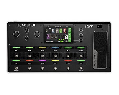 HeadRush Pedalboard | Guitar Amp and FX Modeling Processor by Head Rush (Image #1)