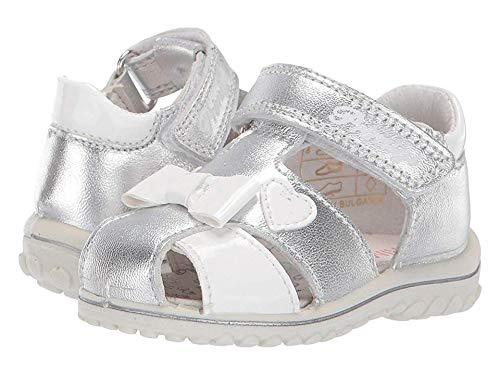 Primigi Kids Baby Girl's PSW 33778 (Infant/Toddler) Silver 22 M ()