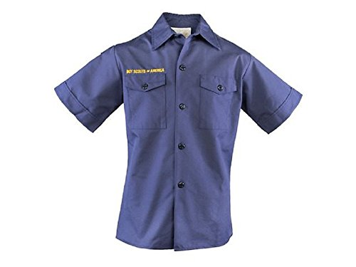 Cub Scout Short-Sleeve Shirt (YM)