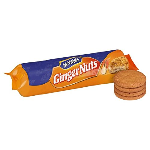 McVitie's Ginger Nuts (250g)
