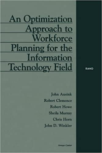 An Optimization Approach to Workforce Planning for the Information Technology Field