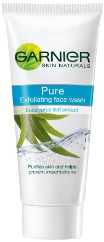 Pure facial wash