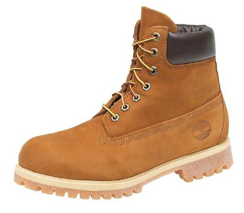 Timberland , Chaussures de sécurité pour homme Marron Rust/Nubuck 44
