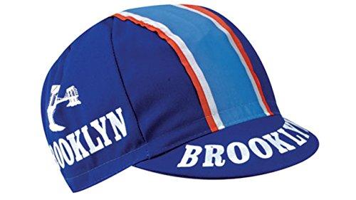 Brooklyn Men's Pro Team Vintage Retro Euro Cycling (Classic Style Podium)