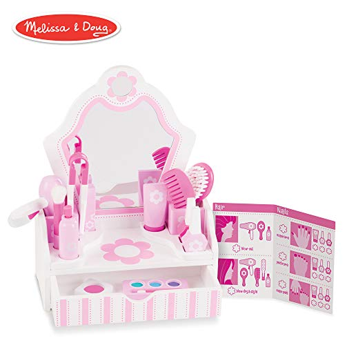 Melissa Doug Wooden Beauty Accessories product image