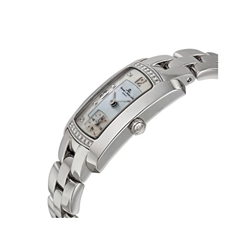 Baume et Mercier Hampton Milleis swiss-quartz womens Watch 6691.00 (Certified Pre-owned)
