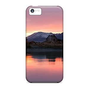 Ideal RachelMHudson Case Cover For Iphone 5c(tekapo Dawn), Protective Stylish Case