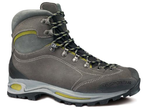 La Sportiva Women's Omega GTX Hiking Boot (Pair) - Size 38.0 Grey/Lime