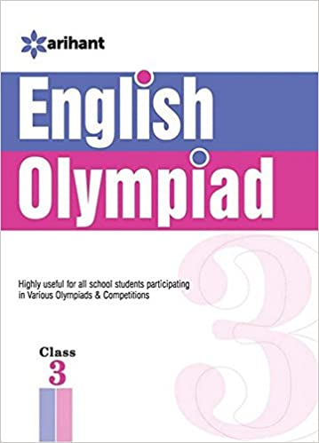 Buy English Olympiad Class 3rd Book Online at Low Prices in India