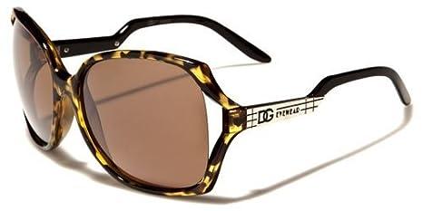 Amazon.com: Fashion Eyewear Womens Ladies Vintage Oversized ...