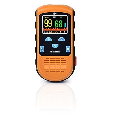 CMI Handheld Pulse Oximeter